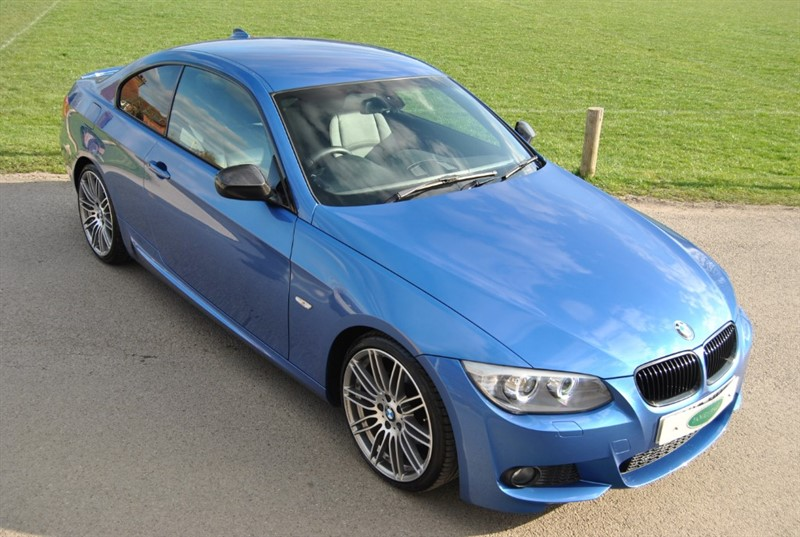 used BMW 320d M Sport - 1 of 100 LTD Editions in west-sussex-surrey