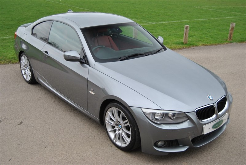 used BMW 320d M Sport Coupe in west-sussex-surrey