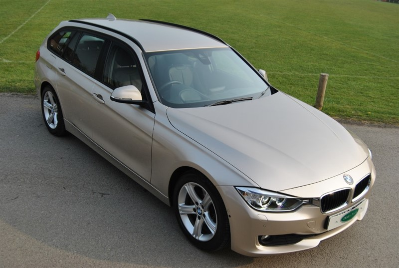 used BMW 320d SE TOURING - Head Up Display - Pro Nav in west-sussex-surrey