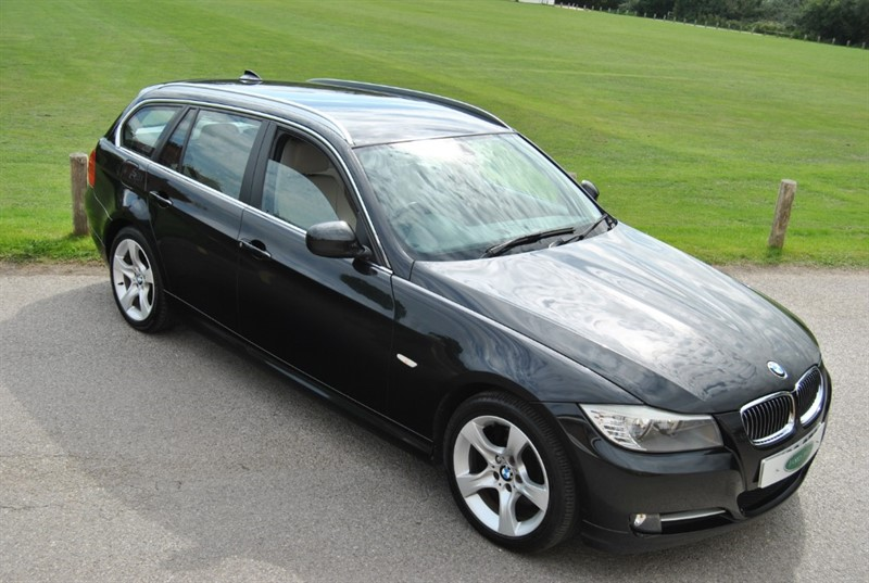 used BMW 320d EXCLUSIVE EDITION TOURING in west-sussex-surrey