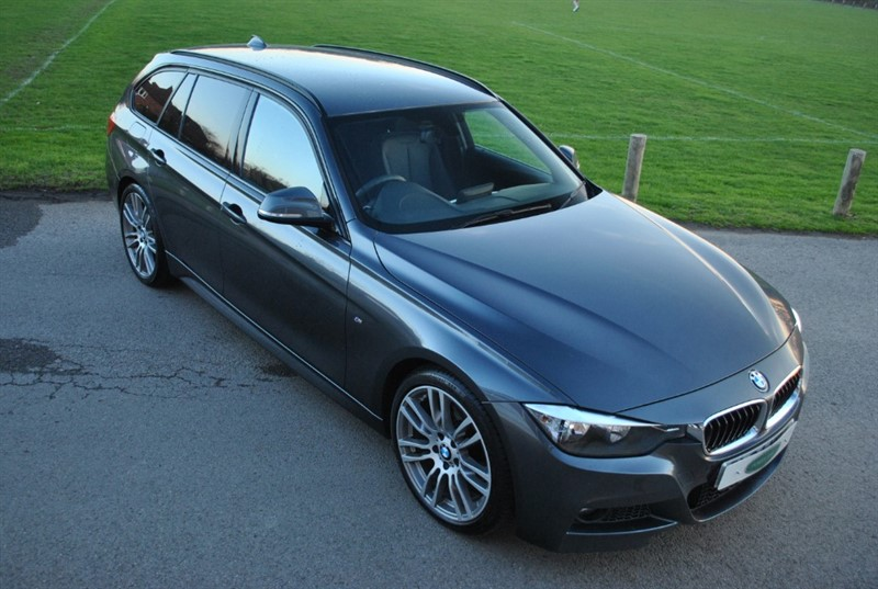 used BMW 320d M SPORT TOURING in west-sussex-surrey