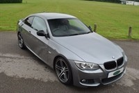 used BMW 325d M Sport Coupe - Sat Nav - 19