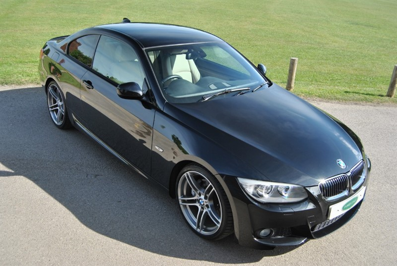 used BMW 325d M SPORT PLUS EDITION in west-sussex-surrey