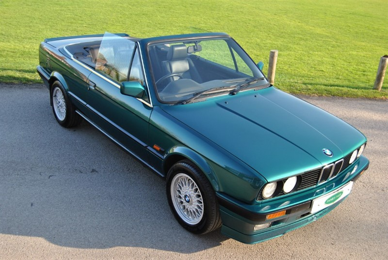 used BMW 325i E30 Convertible S/A in west-sussex-surrey
