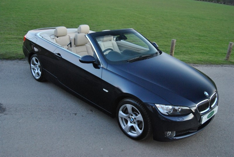 used BMW 325i SE Convertible - 2009 Model in west-sussex-surrey