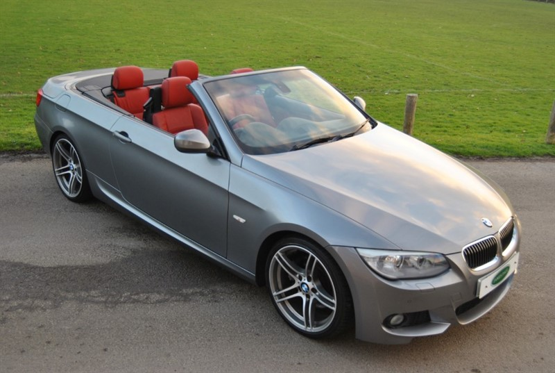 used BMW 325i M SPORT in west-sussex-surrey