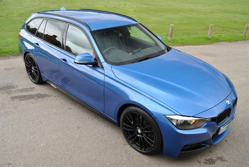 used BMW 328i M SPORT TOURING in west-sussex-surrey
