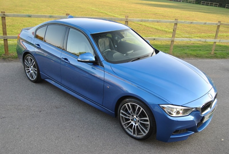 used BMW 328i M SPORT in west-sussex-surrey