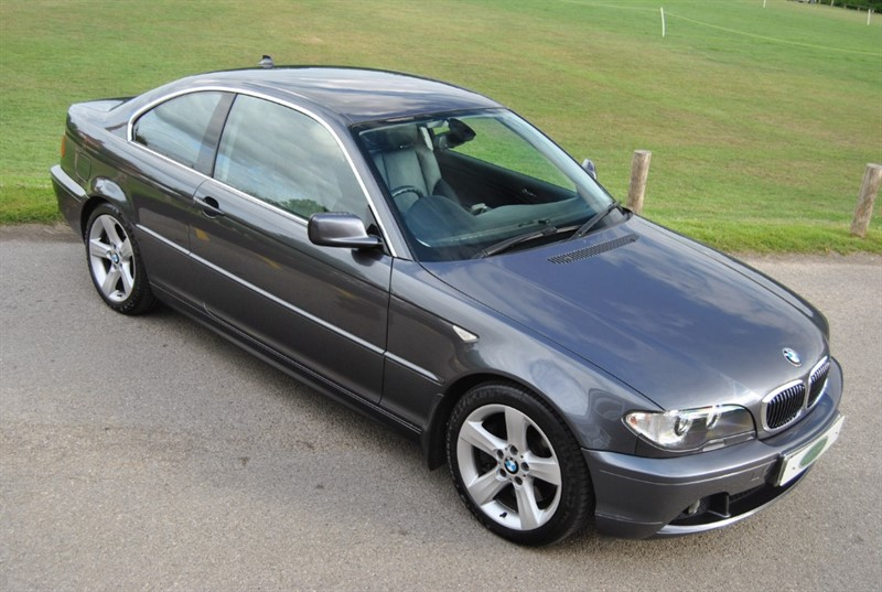 used BMW 330 CD SE Automatic in west-sussex-surrey