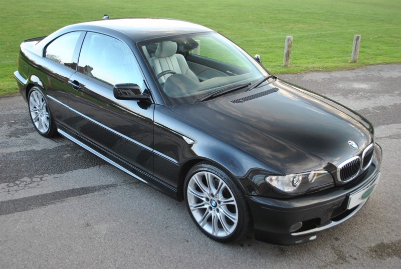 used BMW 330 CI M Sport Coupe in west-sussex-surrey