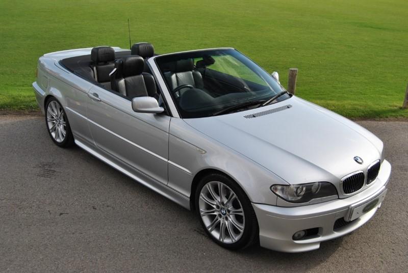 used BMW 330ci M Sport II - Sat Nav in west-sussex-surrey