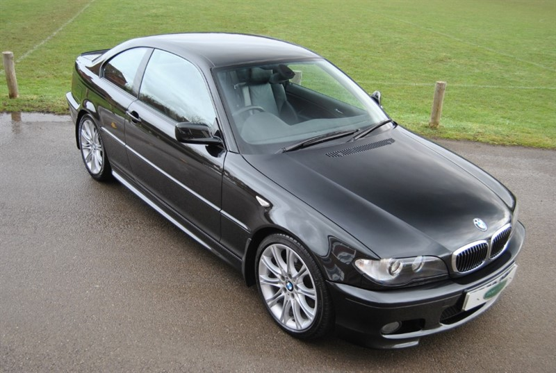 used BMW 330ci M Sport Coupe - Manual in west-sussex-surrey
