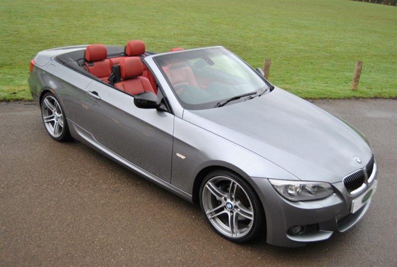 used BMW 330d M SPORT PLUS EDITION in west-sussex-surrey