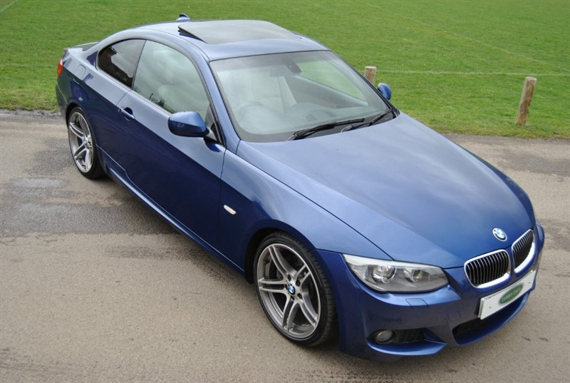 used BMW 330d M Sport Coupe 2012 Model in west-sussex-surrey
