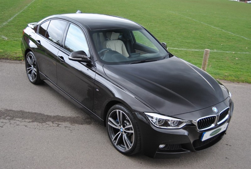 used BMW 330d XDRIVE M SPORT - EXCLUSIVE LTD INDIVIDUAL in west-sussex-surrey