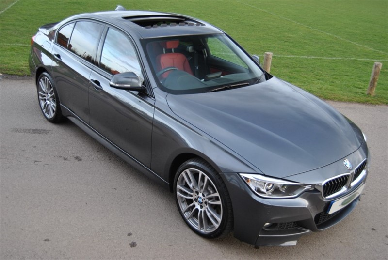 used BMW 330d XDRIVE M SPORT - M SPORT PLUS PACK in west-sussex-surrey
