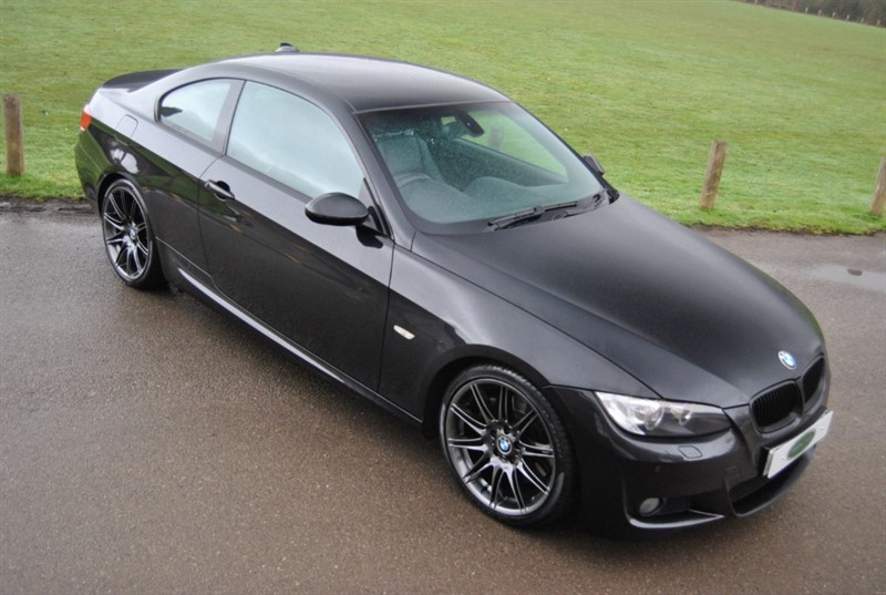 used BMW 335d M Sport Bi Turbo Coupe in west-sussex-surrey