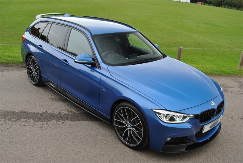 used BMW 335d XDRIVE M SPORT TOURING - M PERFORMANCE in west-sussex-surrey