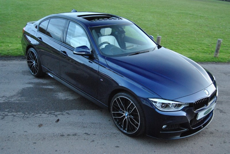 used BMW 335d XDRIVE M SPORT BMW INDIVIDUAL in west-sussex-surrey