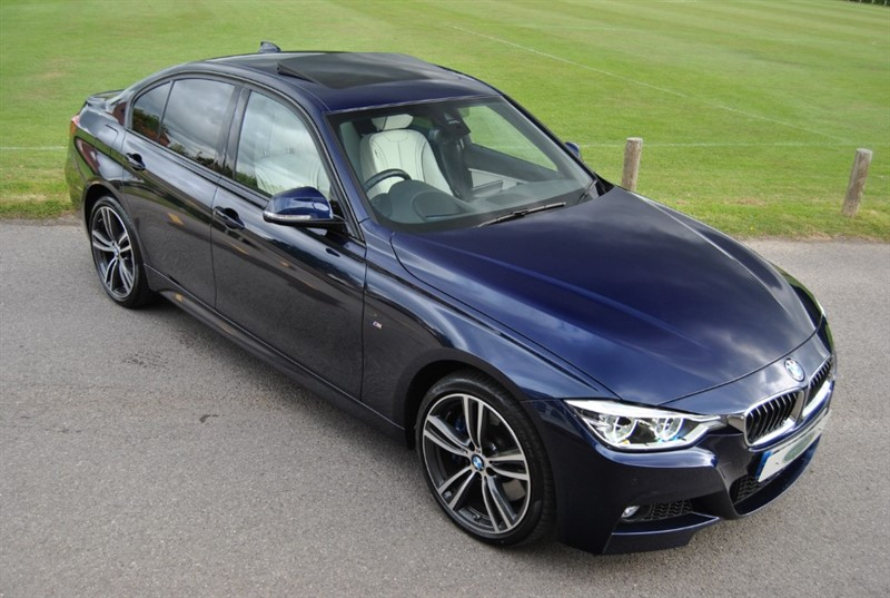 used BMW 335d XDRIVE M SPORT - HUGE SPEC in west-sussex-surrey