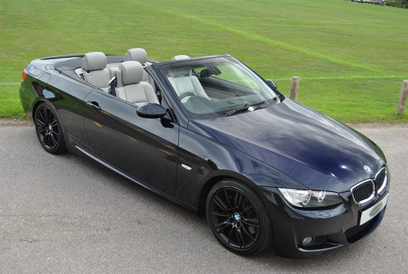 used BMW 335i M Sport Twin Turbo - Individual in west-sussex-surrey