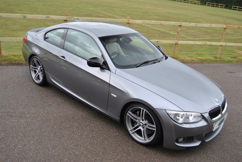 used BMW 335i SPORT PLUS EDITION - TWIN POWER TURBO in west-sussex-surrey