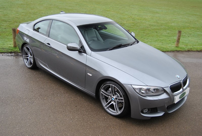 used BMW 335i DCT M SPORT - TWIN TURBO in west-sussex-surrey
