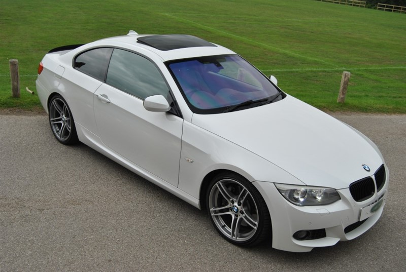 used BMW 335i M SPORT DCT - BMW INDIVIDUAL in west-sussex-surrey