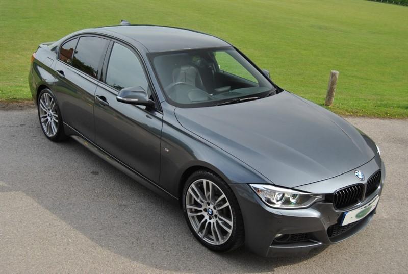 used BMW 335i M SPORT SALOON - 2014 M/Y in west-sussex-surrey