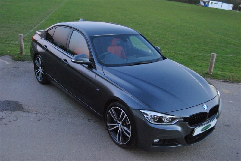 used BMW 340i M Sport - M Sport Plus Pack in west-sussex-surrey