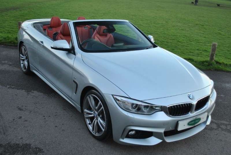 Used Arctic Silver BMW I For Sale West Sussex - Bmw 4 series 435i m sport