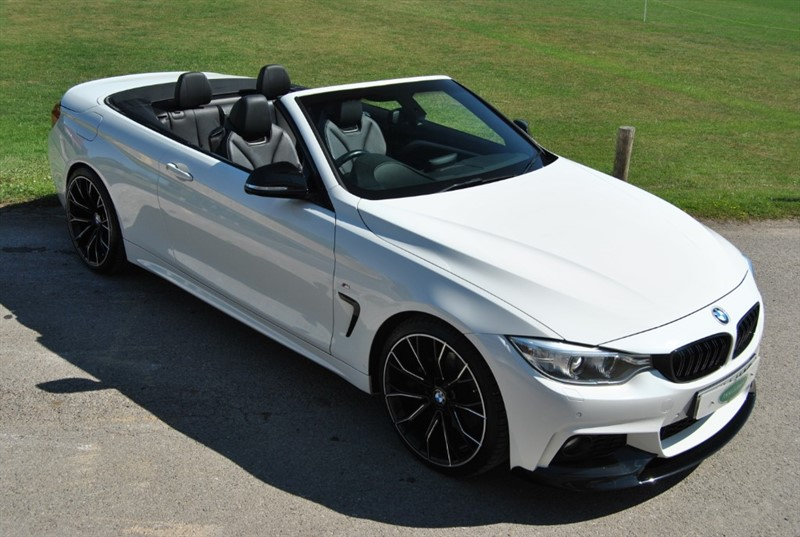used BMW 428i M Sport - M Performance Pack in west-sussex-surrey