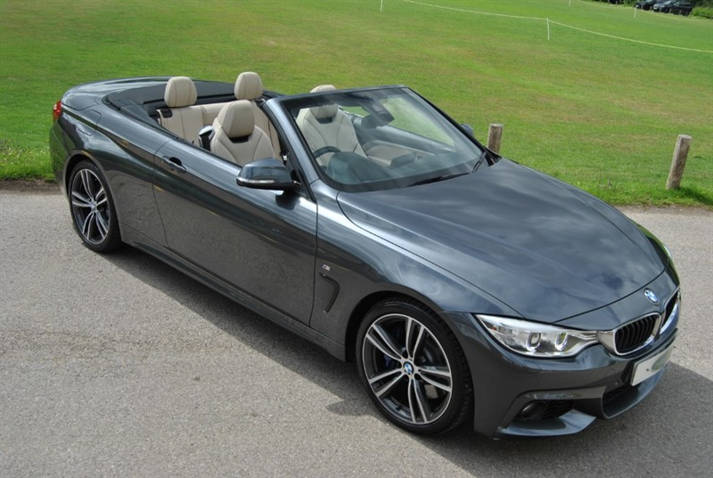 used BMW 435i M Sport - Individual with Huge Spec in west-sussex-surrey