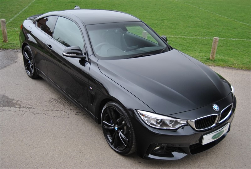 used BMW 435i M Sport Coupe - M Sport Plus Pack in west-sussex-surrey