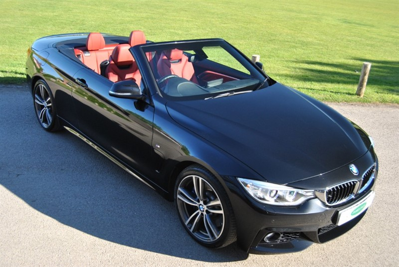 used BMW 440i M Sport Plus Pack Convertible in west-sussex-surrey