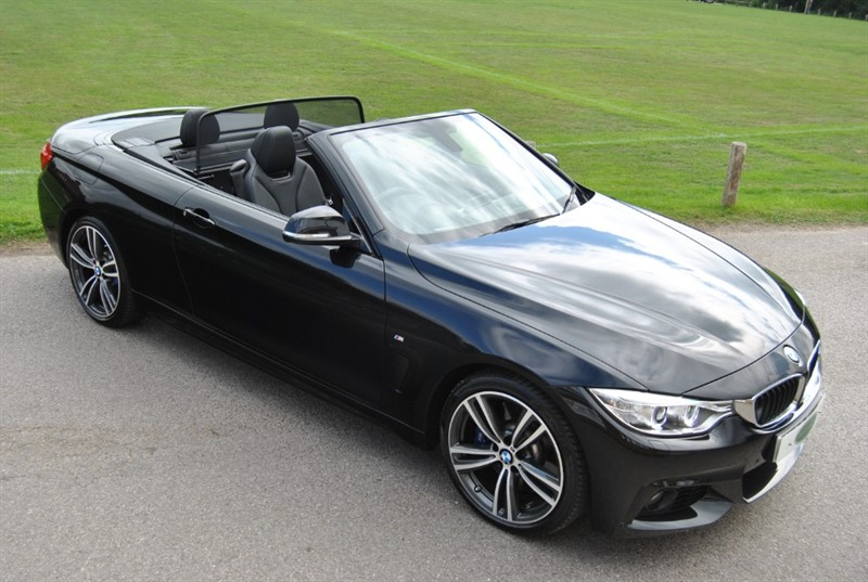 used BMW 440i M Sport - Huge Spec in west-sussex-surrey
