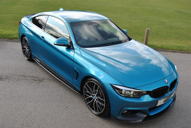 used BMW 440i M SPORT 2018 M/Y - M PERFORMANCE BHP UPGRADE in west-sussex-surrey