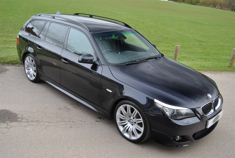 used BMW 530d M SPORT BUSINESS EDITION TOURING in west-sussex-surrey