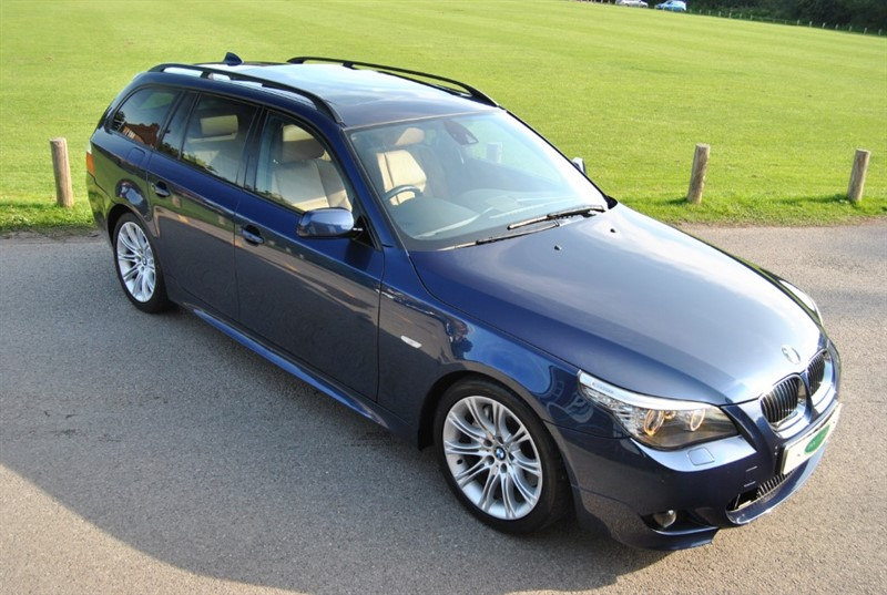 used BMW 535d M SPORT BI TURBO TOURING in west-sussex-surrey