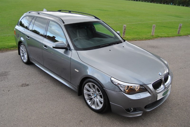 used BMW 535d M SPORT TOURING in west-sussex-surrey