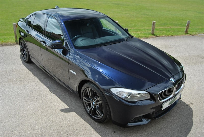 used BMW 535d M SPORT - TWIN POWER TURBO in west-sussex-surrey