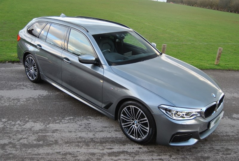 used BMW 540i XDRIVE M SPORT TOURING in west-sussex-surrey