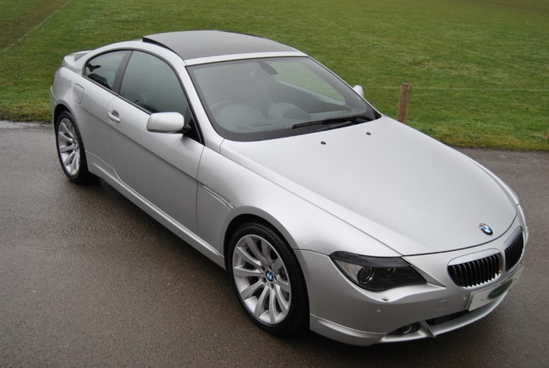 used BMW 650i Sport Coupe - Individual Trim in west-sussex-surrey