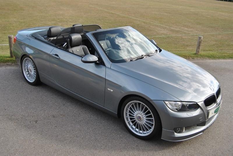used BMW Alpina B3 Bi Turbo - Individual Cabriolet in west-sussex-surrey