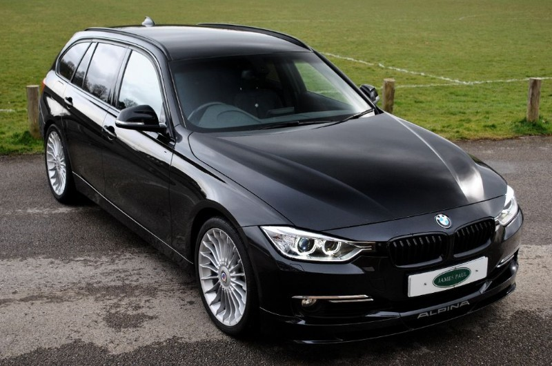 used BMW Alpina D3 BITURBO TOURING INDIVIDUAL in west-sussex-surrey