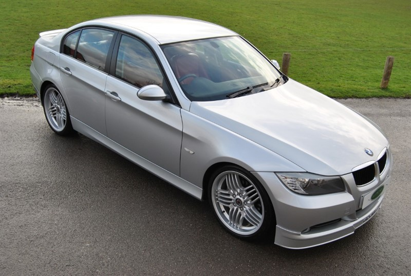 used BMW Alpina D3 Saloon - 1 of 358 UK RHD Cars in west-sussex-surrey