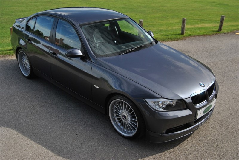used BMW Alpina D3 Saloon in west-sussex-surrey