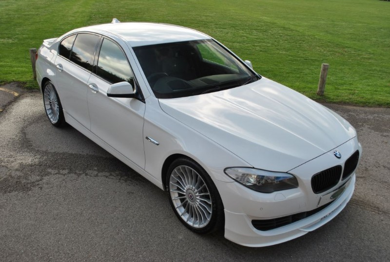 used BMW Alpina V8 B5 BI-TURBO - 1 of 21 UK Cars in west-sussex-surrey