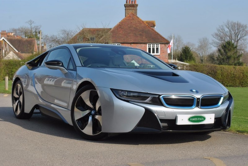 """used BMW i8 - Head Up Display / 20"""" Alloys in west-sussex-surrey"""