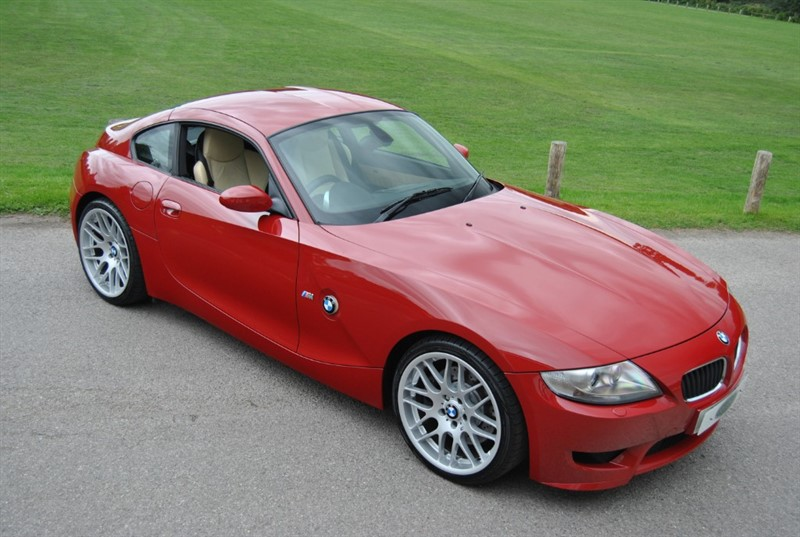 used BMW Z4 M Coupe in west-sussex-surrey